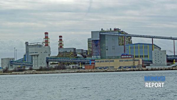 La centrale Edipower-A2A di Brindisi Nord Costa Morena