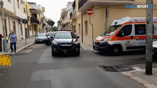 Scontro fra auto e scooter a Brindisi: un ragazzo in ospedale