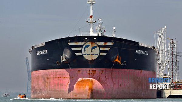 La petroliera Enrica Lexie