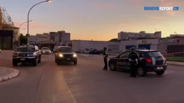 Bomba Day Brindisi - Tra i cittadini che lasciano la Zona Rossa
