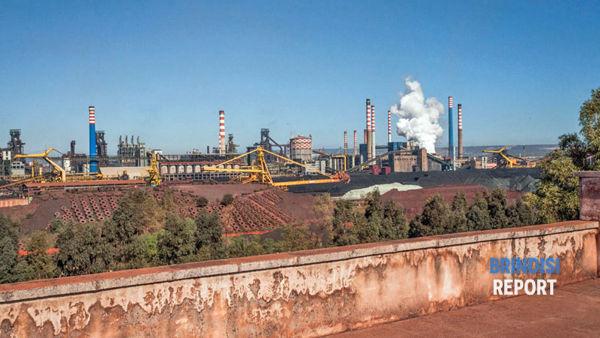 I parcgi minerari dell'Ilva di Taranto