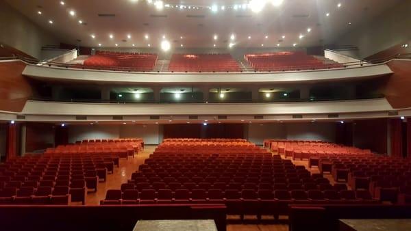Tour di spettacoli a Brindisi con il Performing Arts Festival, prima edizione