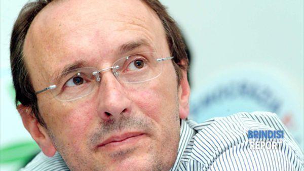 L'assessore regionale Guglielmo Minervini
