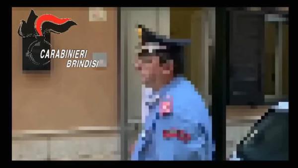 Furti di telecamere: l'arresto di uno dei responsabili