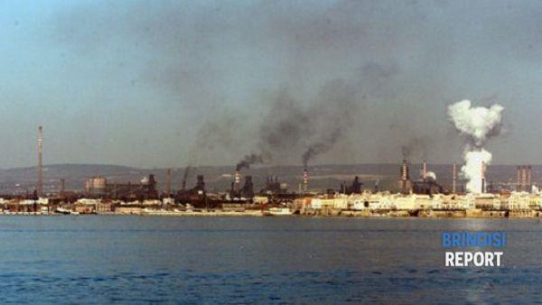 Il siderurgico di Taranto