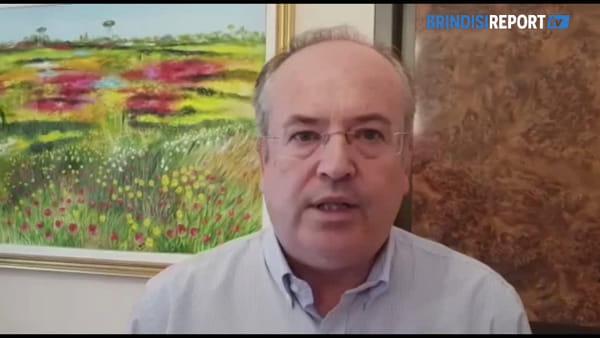 Il sindaco Rossi dice no al carbone di Taranto nel porto di Brindisi