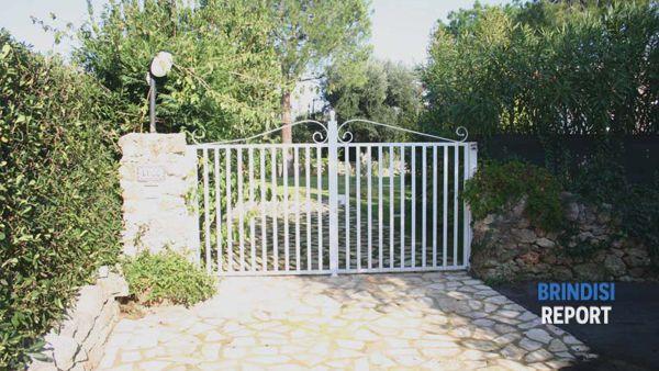 La villa Bh 66 confiscata a Matteo Fornelli