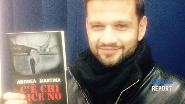 "Reading con l'autore. ""C'è chi dice NO"" di Andrea Martina al Susumaniello"