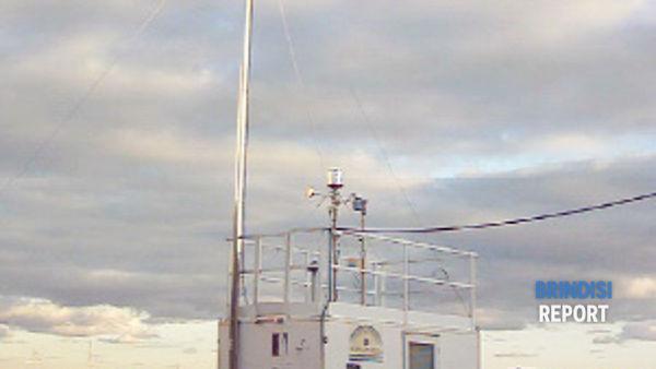 Il laboratorio mobile usato a Ceglie nel 2008