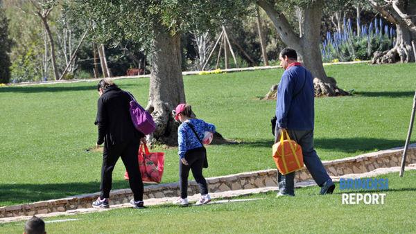 Giochi, cibo e gonfiabili: domenica per le famiglie al parco Di Giulio