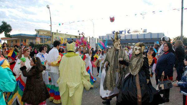 """Il Carnevale dei bimbi al parco """"Potì"""": sorprese e tanto divertimento"""