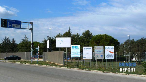 Cittadella della Ricerca, dove avrà sede il corso della Professione Volaree