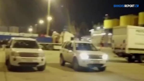 Terremoto, il lavoro dei  volontari della Protezione civile del Brindisino
