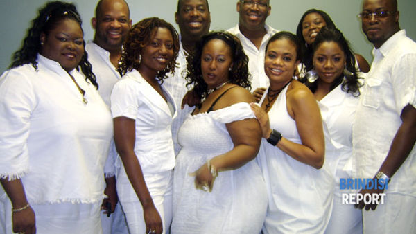 The Anthony Morgan's Ispirational Choir of Harlem