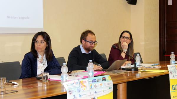 Da sinistra, Elena Martucci, Giuseppe Savino e  Valentina Carinola-2