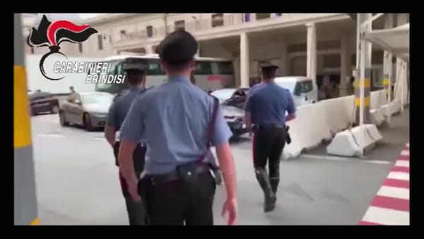 Arrestato sulla nave da crociera: indagato per rapina