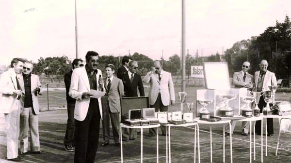 1° Trofeo Dino De Guido - 3 Giugno 1978- Premiazione-2-2