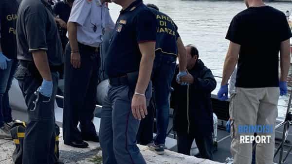Sbarco migranti curdi