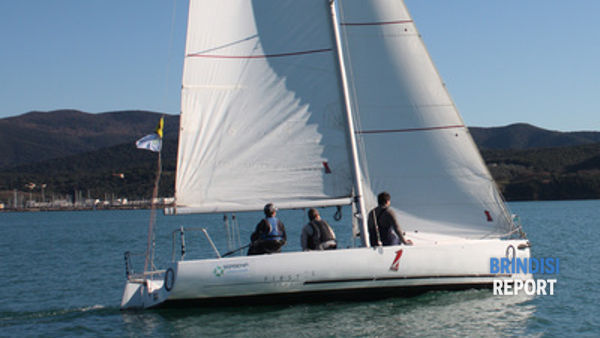 Un First 7.50 del Club Nautico di Scarlino