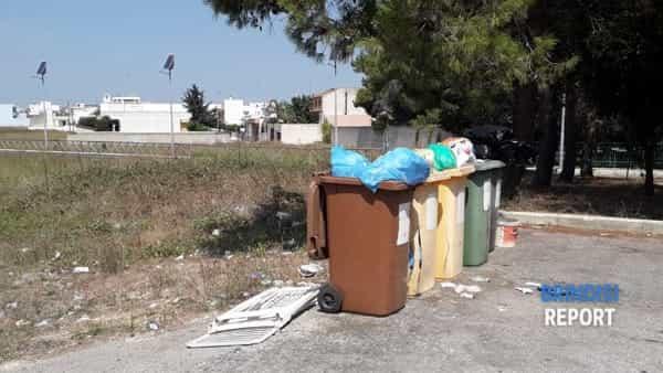 rifiuti abbandonati 167 san pietro1-2