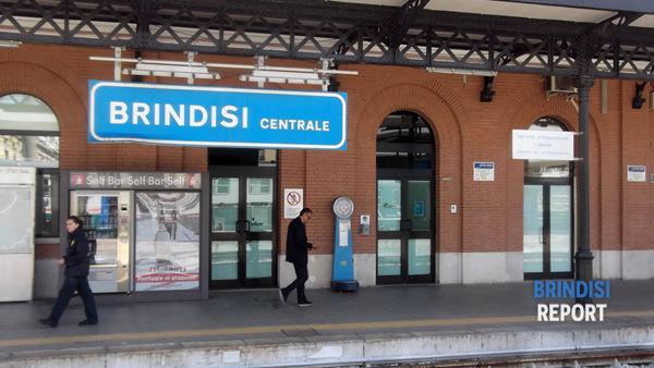 La stazione di Brindisi