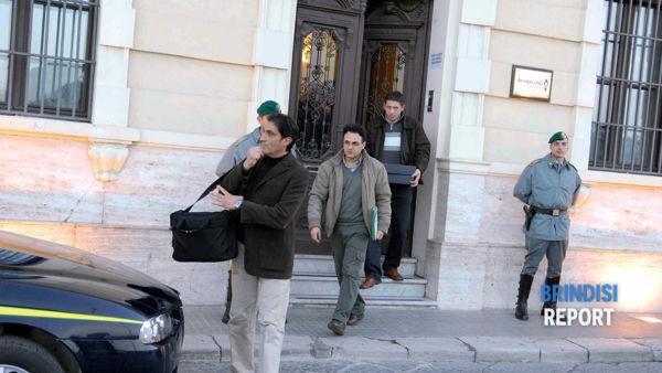 Sequestri alla Br Lng il 12 febbraio 2007
