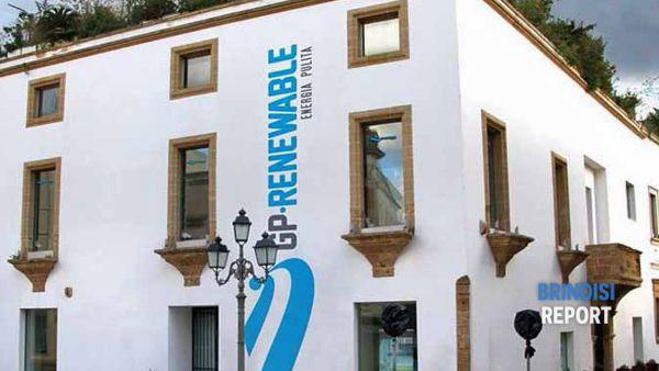 La sede della GP Renewable