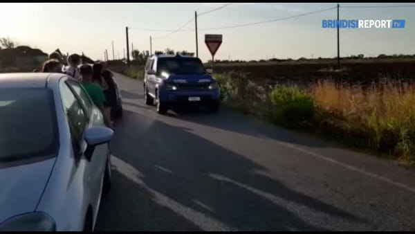 Arrivati al Cara i migranti provenienti da Sicilia e Calabria