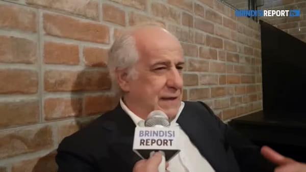 """Toni Servillo: """"In Puglia le condizioni ideali per girare un film"""""""