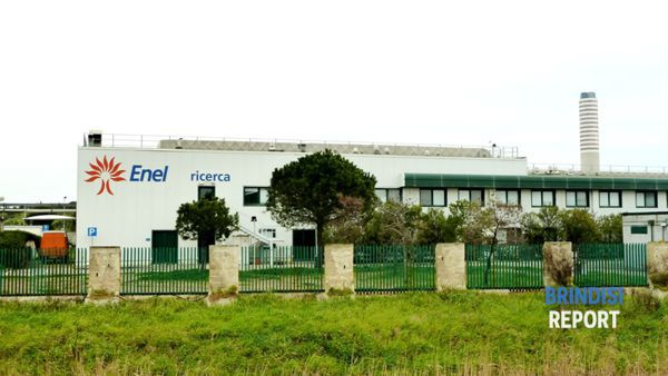 Il Centro di ricerca Enel a Cerano
