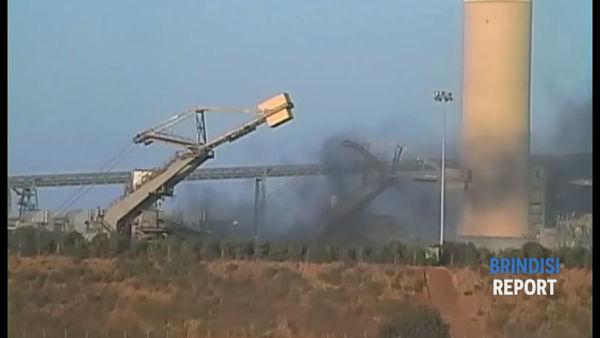 Ancora una nuvola di polvere di carbone