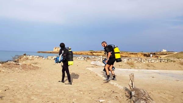 Pulizia spiaggia Giancola 2-2