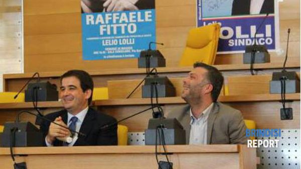 Fitto e Taurino