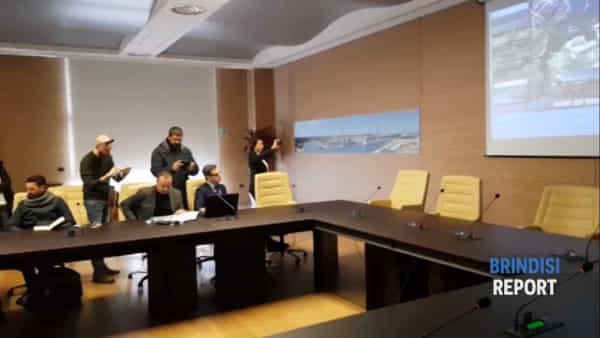 """Brindisi-Haifa: """"Possibile una collaborazione fra le due Autorità portuali"""""""
