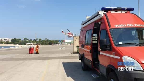 Sommozzatori vigili del fuoco, distaccamento porto-2