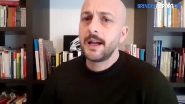 """""""Io, professore di Brindisi a Mosca: il virus, la Russia, l'Italia e il futuro"""""""