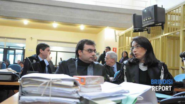 I pm Giuseppe De Nozza e Silvia Nastasia
