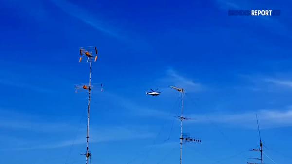 Brindisi, controlli anti assembramenti: in azione anche l'elicottero della Polizia