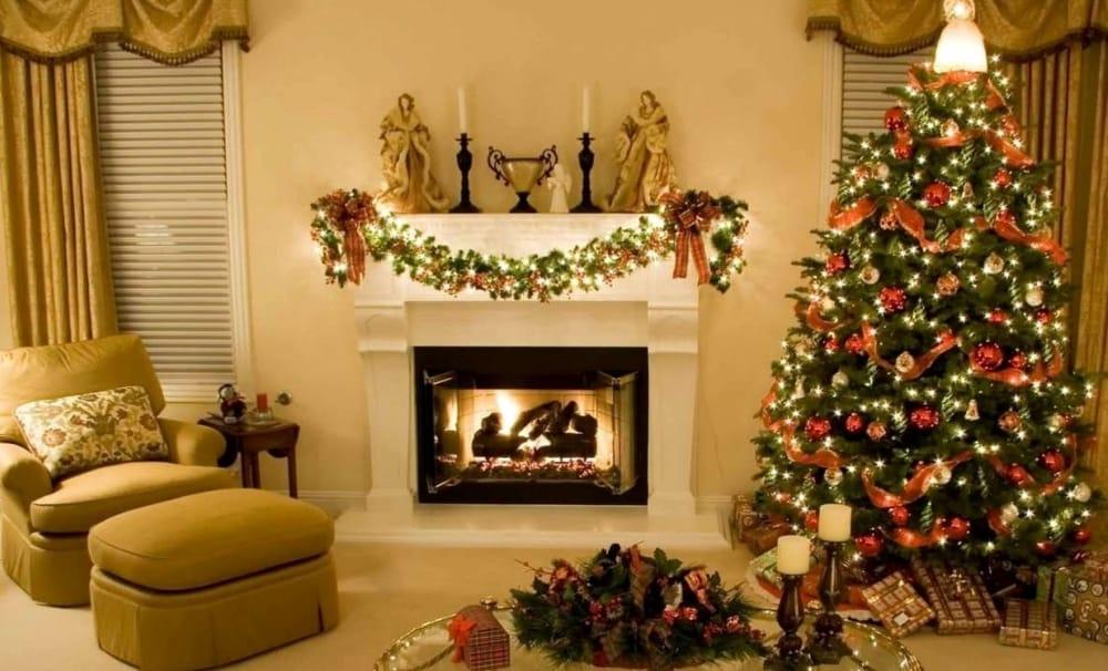 Vediamo come addobbare la casa per il Natale anche a Brindisi