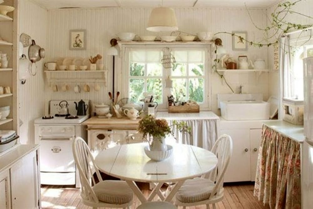 Shabby Chic Style L Arredamento Di Tendenza Per La Tua Casa