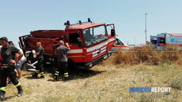 incidente vigili del fuoco-2