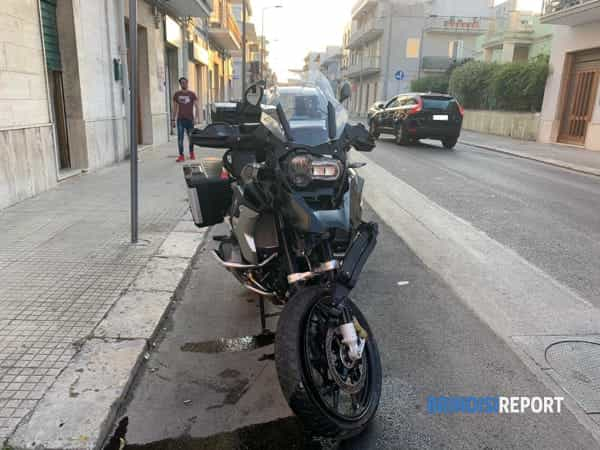 Incidente via Umbria-via Sicilia 3-2