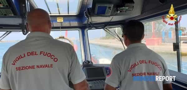 Vigili del fuoco sezione Navale-2