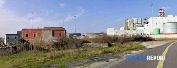 Antico immobile esistente nella zona della vasca di colmata-2