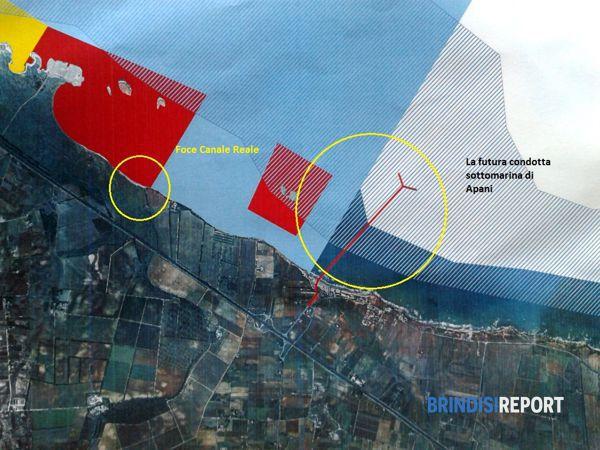 La futura condotta sottomarina di Apani (2)-2