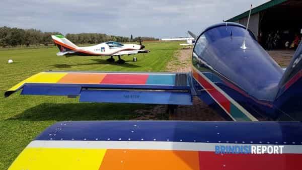 Aviosuperfice Esperti, campo di volo Cellino San Marco 2-2