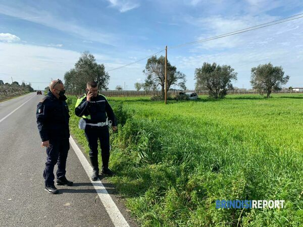 INCIDENTE BRINDISI COLEMI 3-2