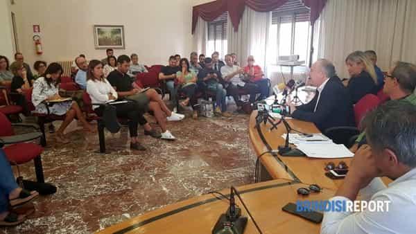 Conferenza bilancio Riccardo Rossi 3-2