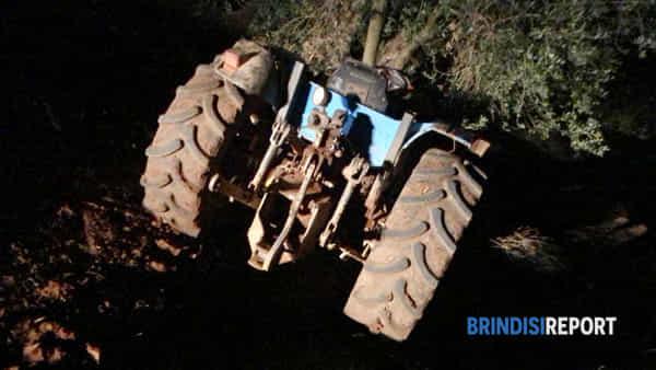 inseguimento trattore rubato-2