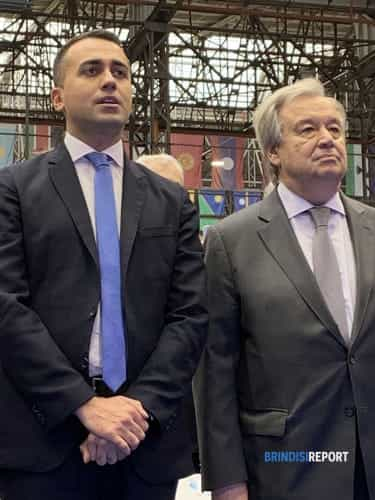 Di Maio e Guterres-3